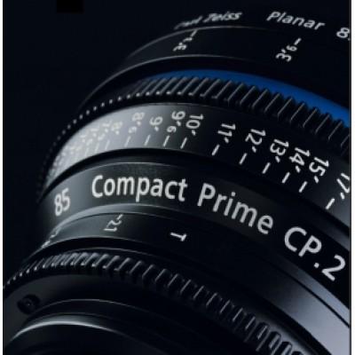 Zeiss CP.2 Planar 85/T2.1, Tele Compact Prime Objektiv - 0