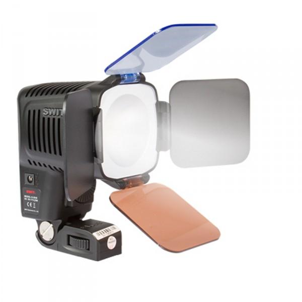 Swit S-2041 LED Kopflicht mit 1200 Lux, D-Tap Anschluss - 0