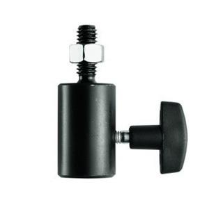 """Manfrotto 014BIM Adapter 16mm Hülse mit 3/8"""" Gewinde - 0"""