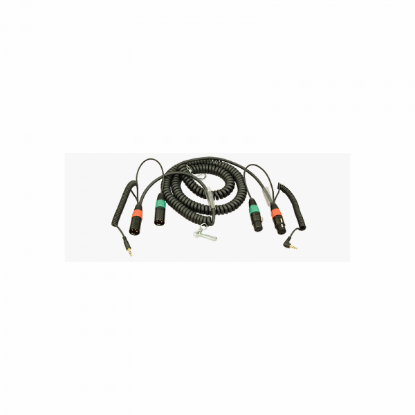 Spiral-Hinterbandkabel f. Wend/Sounddevices HBS302 - 0