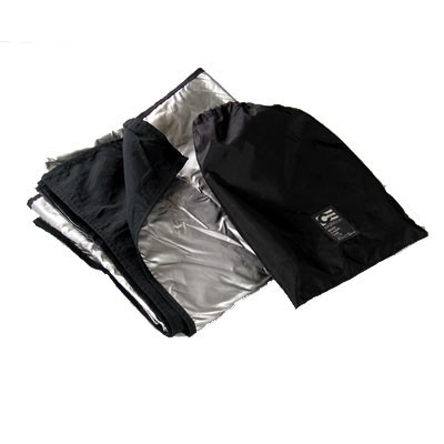 Harrison Silver Classic Dark Cloth - Large 137x239cm, #2036 - 0