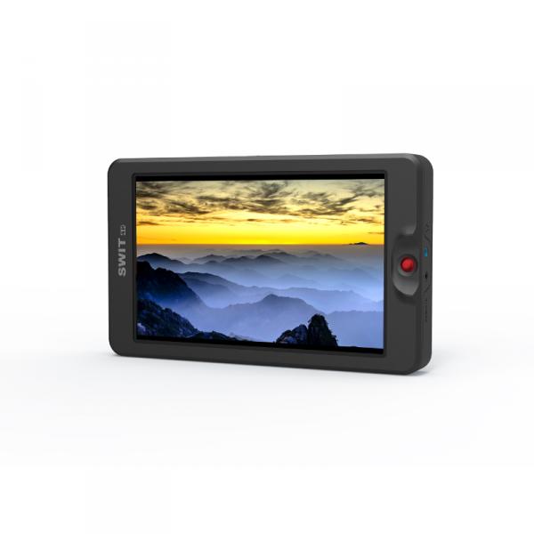 SWIT CM-S75C, 7 inch 3000nit Super Bright 4K HDR LCD Monitor HDMI