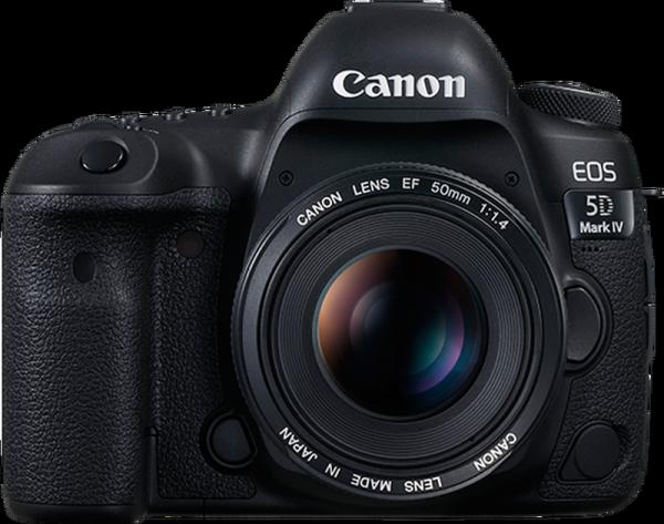 Canon EOS 5D Mark IV Gehäuse, Digitales SLR Gehäuse