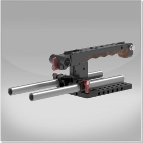Vocas 0350-1161 Top handgrip kit MKII for Sony PXW-FS7 - 0