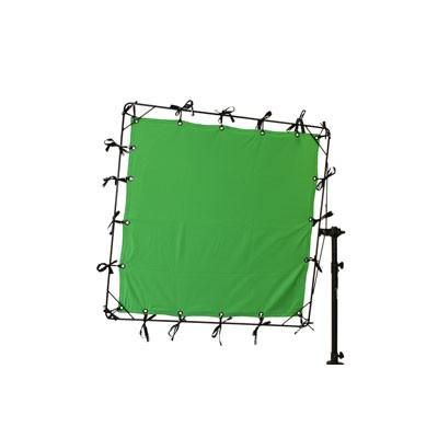 Roscotex 4'x4' 1,12m x 1,12m Chroma Green - 0