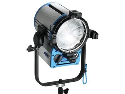 ARRI True Blue® T2 MAN 220 - 250 V~ black Schuko connector L3.41255.D - 0