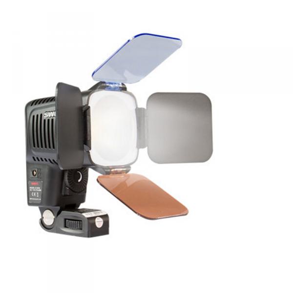 SWIT S-2051, LED On-camera Light, 3000lx/1m, D-Tap