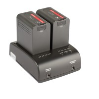 SWIT S-3602I, Dual Charger, JVC SSL 43041148