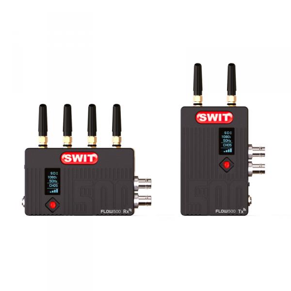 SWIT FLOW500, Wireless transmision system