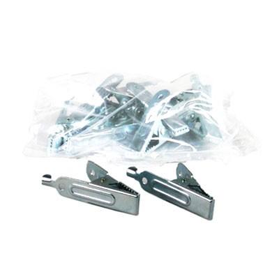 Metallklammern, 10er Beutel - 0