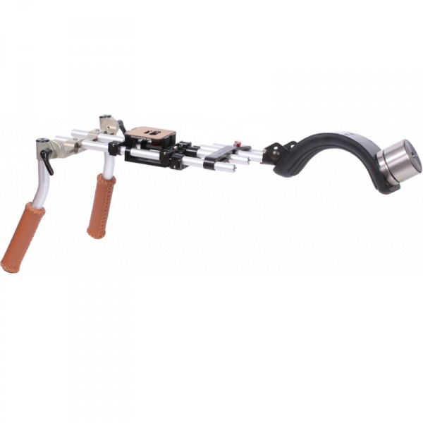 Vocas 0255-3600 Handheld kit pro for midsize cameras - 0
