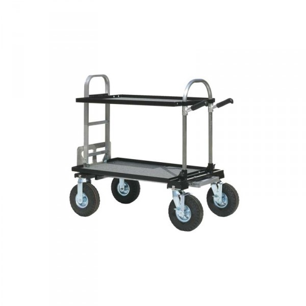 "Magliner  Junior (Modified with 30"" HD Nose, 10"" Wheel Conv. Kit (Standard), 24"" Top Shelf, 24"" Bott - 0"