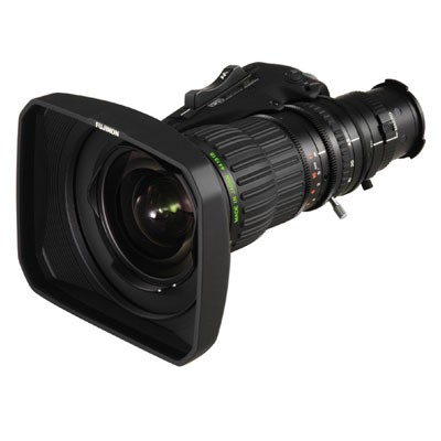 Fujinon XS13X3,3BRMM38, XDCAM HD Ultra-WW Objektiv - 0