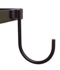 "Magliner MAG-CH6, Mag 6"" Cable Holder ""J"" Style (Single)"