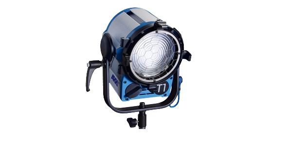 ARRI True Blue® T1 MAN 220 - 250 V~ black Schuko connector L3.39615.D - 0