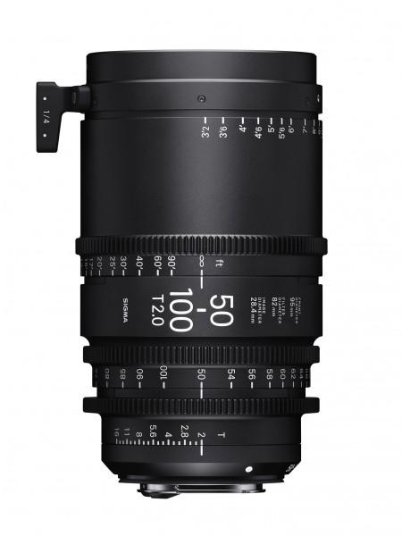 SIGMA 50-100MM T2 F/AP (METRIC) PL