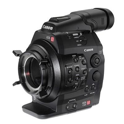Canon C100 DAF 7428B003AA - 0