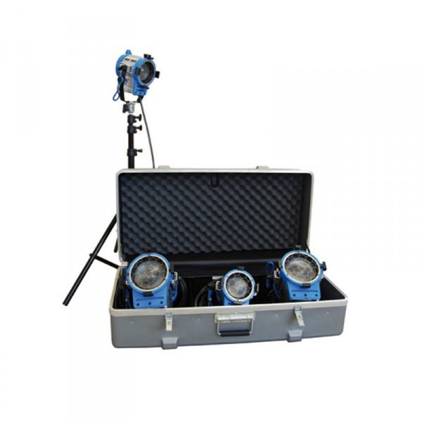 ARRI 300/650 Fresnel Combo Kit (Schuko) L0.76598.F - 0