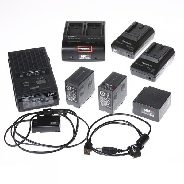 Panasonic Kartenlesegerät AJ-PCS060G USB,used