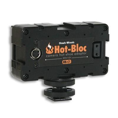 Hawk Woods HB-C1, Hot-Bloc 3-Way Hot-Shoe Sony BPU - 0