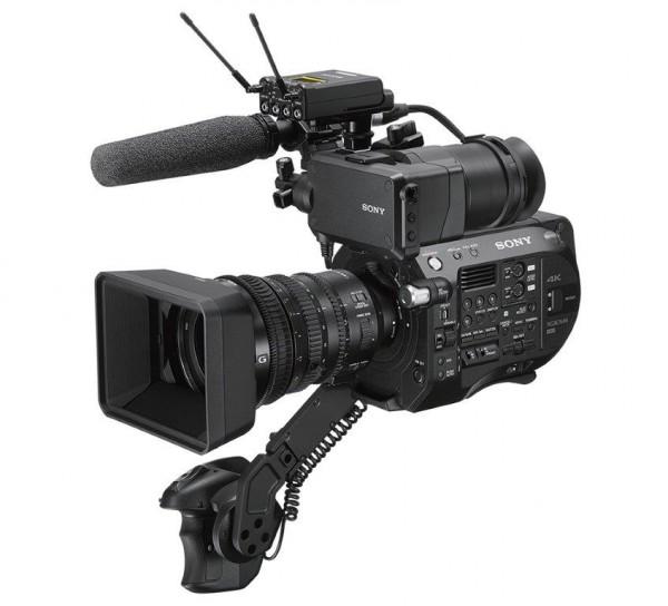 Sony PXW-FS7KII PXW-FS7 incl. SEL18110G E-Mount Lens