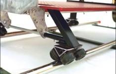 Magliner MAG-G, Mag Skateboard Wheel Kit