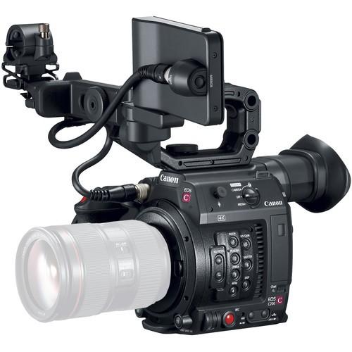 Canon EOS C200 Super 35mm 4K Kamera mit EF-Mount