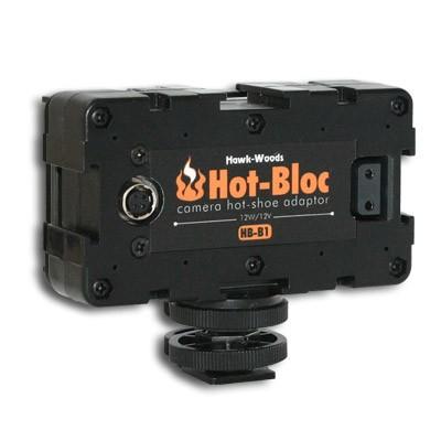 Hawk Woods HB-B1, Hot-Bloc 3-Way Hot-Shoe Sony NPF - 0