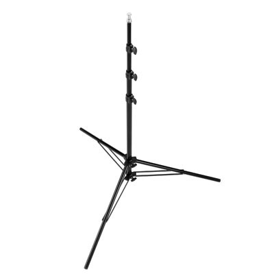 Muraro MU014AB Lighting Stand, alu black - 0