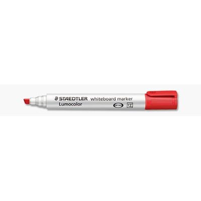 Staedtler Lumocolor Klappen-Whiteboard-Marker,Keilspitze schwarz - 0