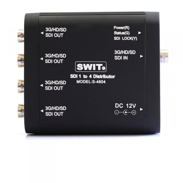 Swit S-4604 Heavy Duty 3G-SDI Distributor - 0