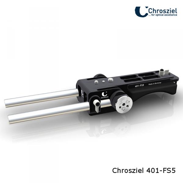 Chrosziel 401-FS5 Leichtstütze für Sony PXW-FS5 - 0