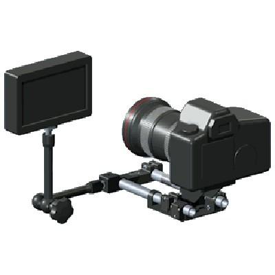 Vocas 0350-0410 Monitor Support - 0