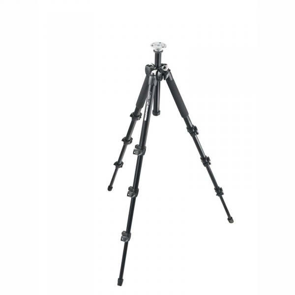 Manfrotto 294 ALU TRIPOD BLK, W/O HEAD MT294A4 - 0