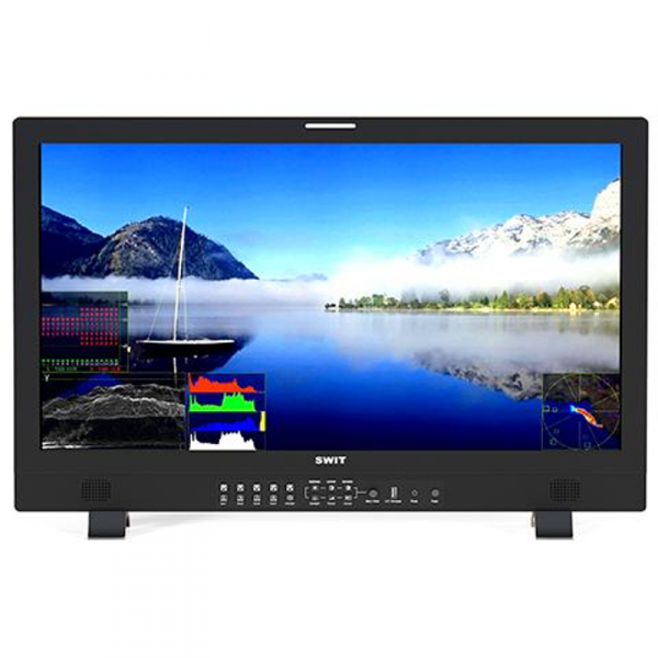 "SWIT BM-U315HDR, 31.1"" 4K High -Bright 12GSDI HDR Zero-Delay Monitor"