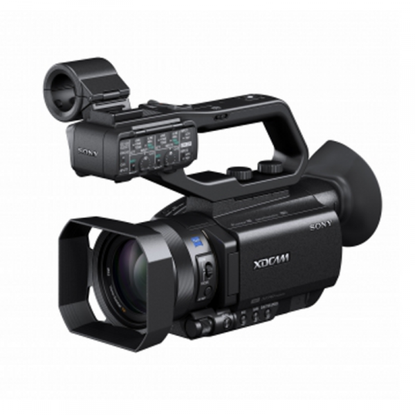 Sony PXW-X70/4K HD Professional Palm Camcorder With 4K Upgrade CBKZ-XZ0F