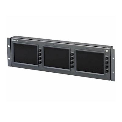 "Sony LMD-5320, 3 X 5,6"" LCD-Monitorbrücke - 0"