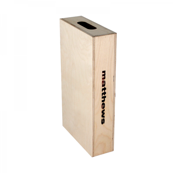 Matthews MT259536, Apple Box 1/Half - 12''x 4''x 20''