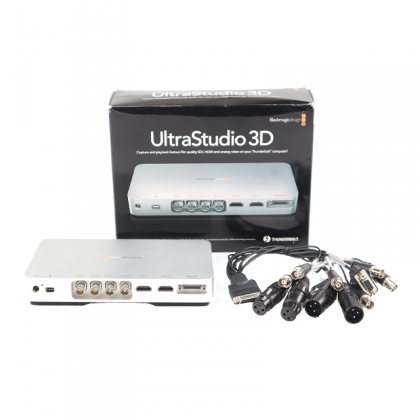 Blackmagic Design UltraStudio 3D, gebraucht