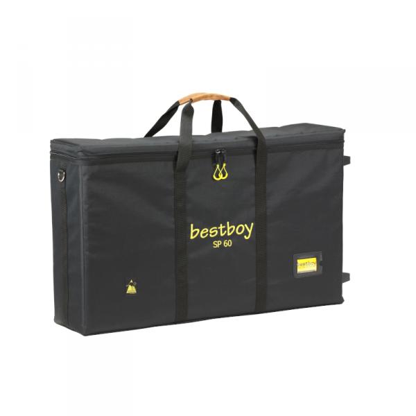 bestboy 511160W, SP 60 Wheels, LED Bag mit Rollen
