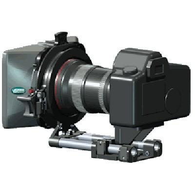 Vocas 0200-0250, MB-250 Wide-Angle Mattebox - 0