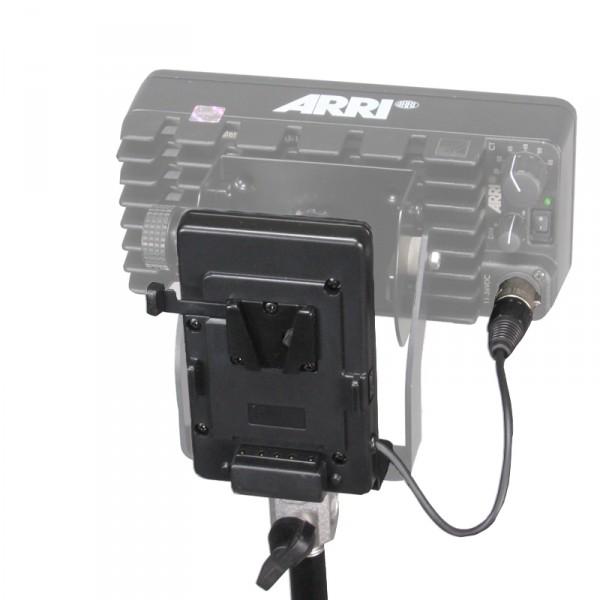 MBF Caster V-Mount Adapter, ohne ARRI Haltebügel - 0