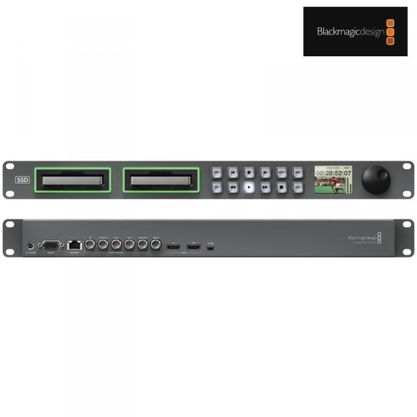 Blackmagic Design HyperDeck Studio 2 BM-HYPERD-ST2 - 0