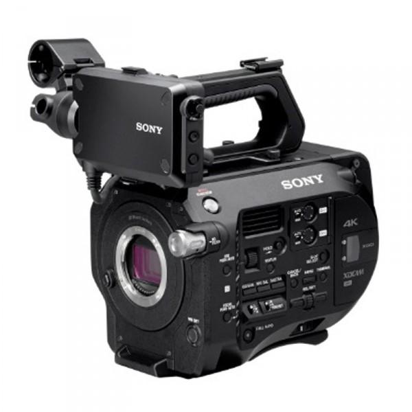 Sony PXW-FS7 S35 XDCAM 4K Camera, E-Mount, XAVC - 0