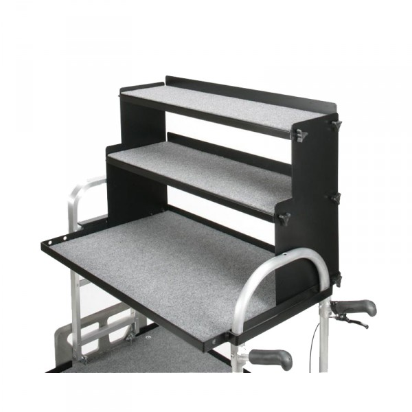 Magliner Mag Junior Top Sound Tray Double Decker (Collapsible) MAG-F JR-DD - 0