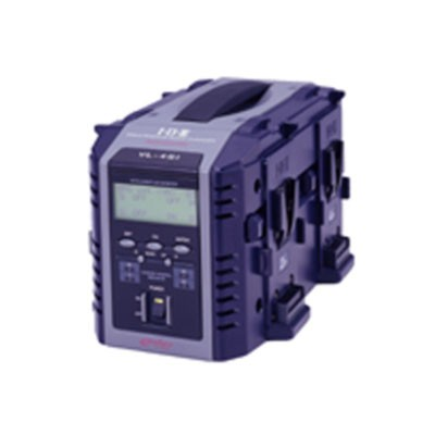IDX 4 Ch. ENDURA Simultaneous, Multi-Chemistry Fast Charger with Intelligent Display VL-4Si - 0
