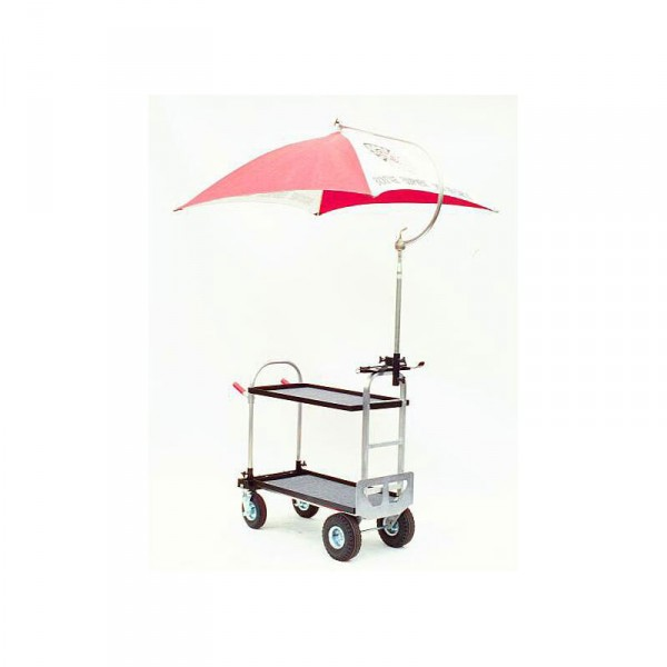 Magliner Umbrella (Canvas & Hardware) Colors: White, Red, Yellow, Black MAG-U - 0