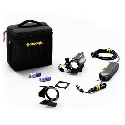 dedolight Mono' soft kit, 1 x 24 V / 150 W (DLH4) tungsten (230 / 240 V AC) SM24-1 - 0