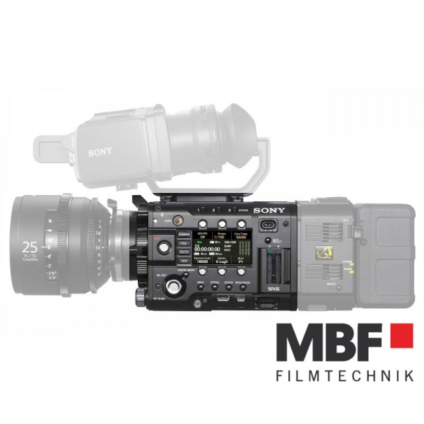 Sony PMW-F55 S35mm CineAlta Camera 4K - 0