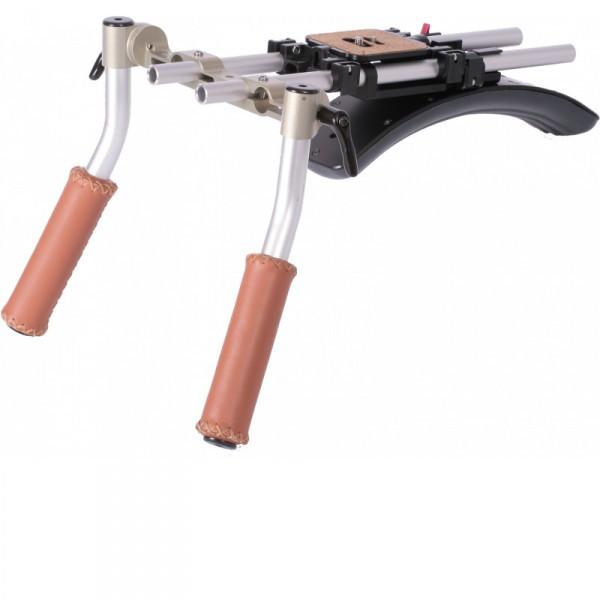 Vocas 0255-4600 Handheld kit Underneath for midsize cameras - 0